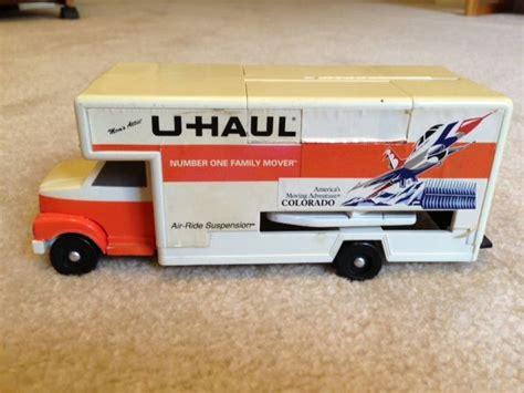 U-haul Toy Transformer 1980's
