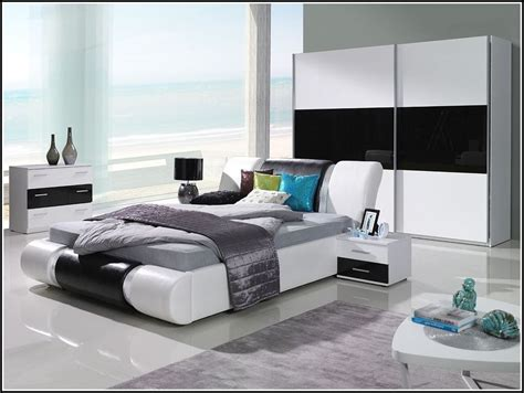 Komplett Schlafzimmer Günstig Mit Matratze Schlafzimmer