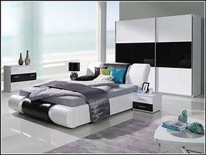 Komplett schlafzimmer g nstig mit matratze schlafzimmer for Komplett schlafzimmer günstig