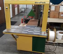 strapping machine strapack rq  automatic strapping machine arch size
