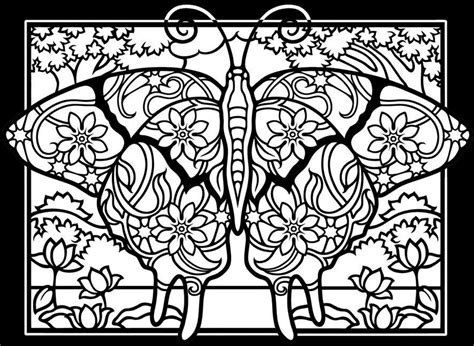 butterfly coloring pages  adults  coloring pages  kids