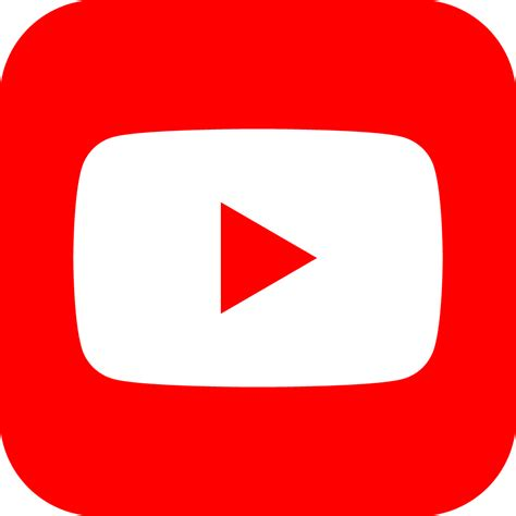 youtube red squircle | | Vector Images Icon Sign And Symbols
