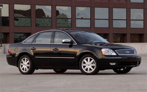 2006 Ford Five Hundred by 2006 Ford Five Hundred Information And Photos Zombiedrive