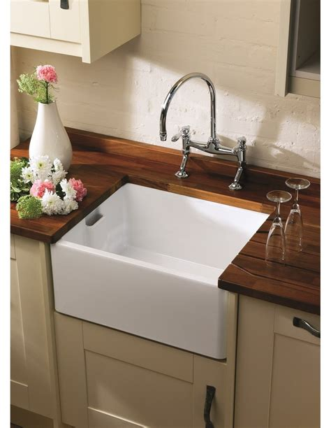 kitchens with belfast sinks berlioz apron front single bowl overflow kitchen sink 6601