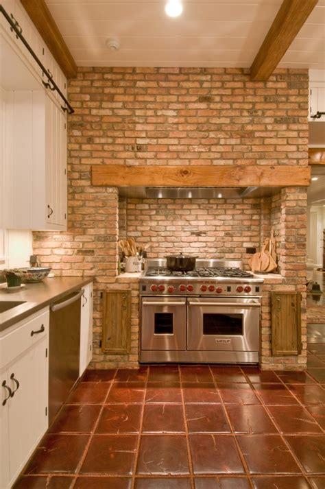 retro rustic kitchen hamptons habitat
