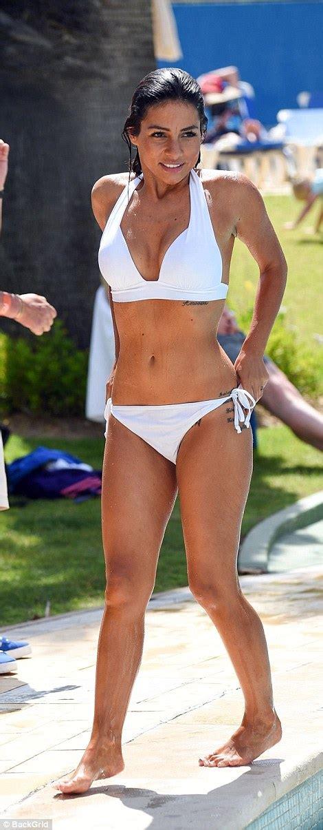 Roxanne Pallett PICTURE EXCLUSIVE: Ex Emmerdale star wows