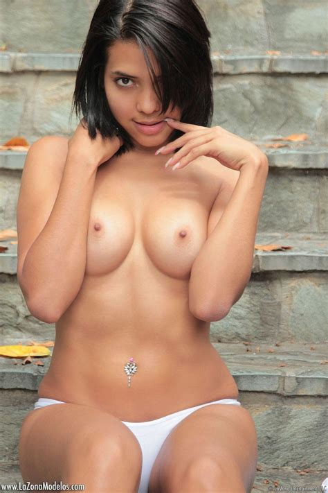 Vivi Spice Is A Playful Latina Teen That Has A Tight Body That She Shows Off As She Stripped Off