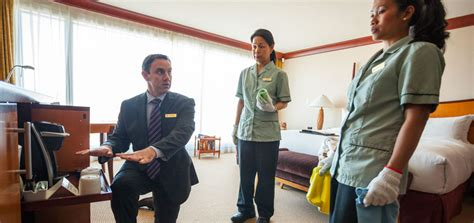executive housekeeper tourism career summaries gohr