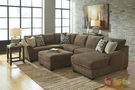 Leather Couches U Shaped Sectional