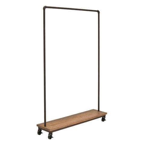 rolling clothes rack industrial rolling garment rack