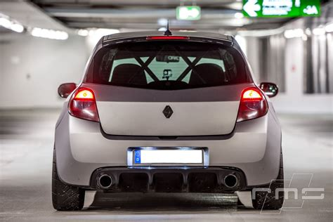 renault clio  rs sport auto edition