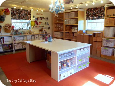 Do You Have Ideas For Your Dream Craft Room?