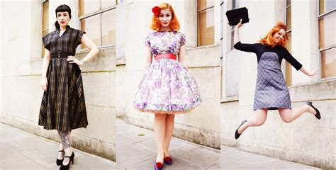 Retro Look by Why Vintage Clothing
