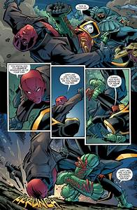 Red Hood vs. Nightwing [Serious] : whowouldwin