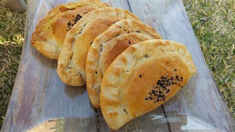 chaussons 224 la viande hach 233 e souffl 233 tunisien tunisian empanadas recipe
