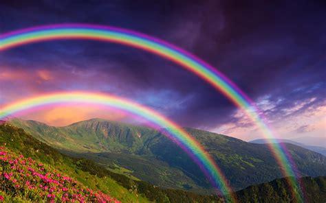 rainbow hd wallpapers