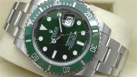 the of rolex submariner date 116610lv green 40 mm 904l stainless steel luxury