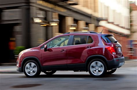 Review Chevrolet Trax by Drive Review Chevrolet Trax Review Autocar