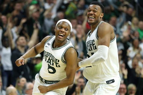 michigan state basketball evaluating nba potential