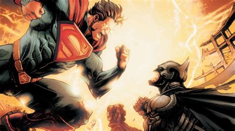 In This Week's Injustice Comic, Superman Does The One