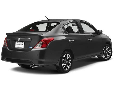 2018 Nissan Versa Pictures Information And Specs Auto