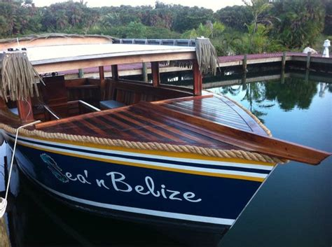 Glass Bottom Boat Tours Belize by Sun Deck Picture Of Sea N Belize Glass Bottom Boat