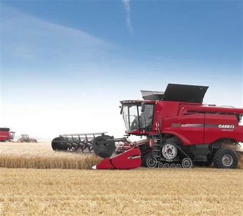 axial flow  series harvesting products case ih