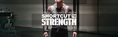 Jim Stoppani 6 Week Shortcut to Strength
