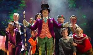 Jonathan Slinger interview as Willy Wonka in Charlie and ...