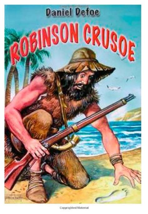 Robinson Crusoe By Daniel Defoe  Teen Book Review Of