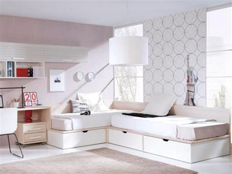 corner layout full size twin beds  storage drawers trendy products uk  bed corner