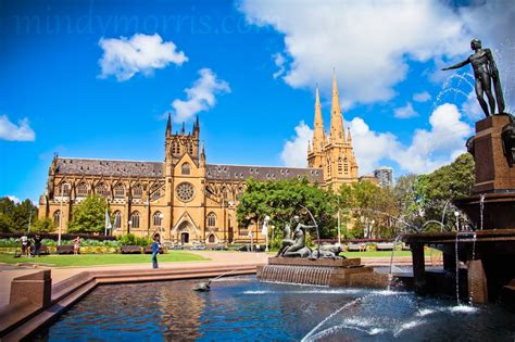 st marys cathedral sydney pictures