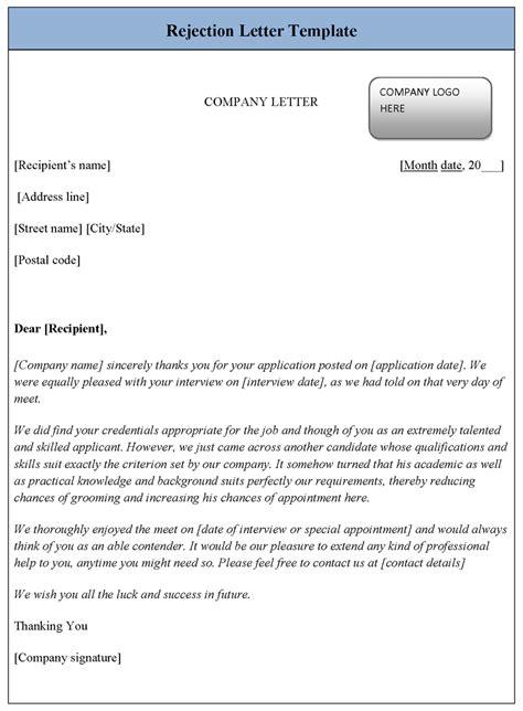 decline employment letter new calendar template site
