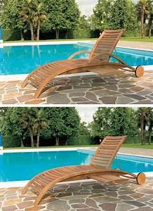 Holz Für Den Außenbereich : sonnenbank f r den au enbereich motiv mit horizontalen lamellen idfdesign ~ Sanjose-hotels-ca.com Haus und Dekorationen
