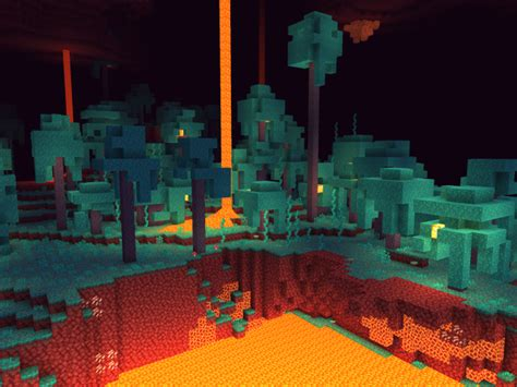 nether piglin zombie minecraft update whatever bedrock shader woo backgrounds because screenshots pretty updated use some these