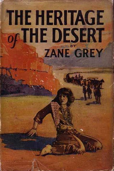 Zane Grey Books Rough Edges Forgotten Books The Heritage Of The Desert
