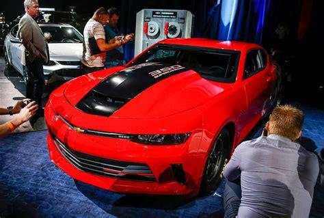 Sema Show 2018 Chevrolet Camaro Copo 2018 Lista De Carros