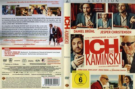 kaminski und ich ich und kaminski dvd oder vod leihen videobuster de