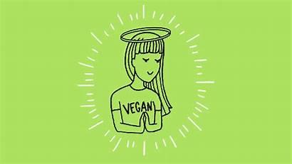 Vegan Grist Violet Jones Veganism Kind Via