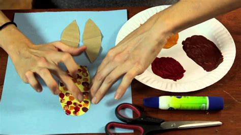 thanksgiving arts crafts activities  preschool aged