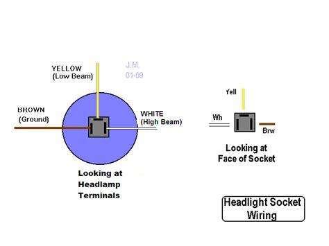 Lucas Replacement Headlamp Wiring Triumph Forum