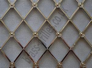 Grille Metal Decorative : regency brass decorative grilles eclectic pantry and cabinet organizers by brass grilles ~ Melissatoandfro.com Idées de Décoration