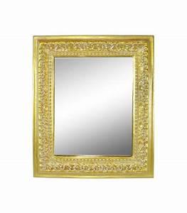 Miroir Baroque Doré : miroir baroque dor j line ~ Teatrodelosmanantiales.com Idées de Décoration