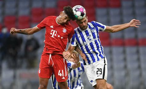 Jun 18, 2021 · thus according to italian media outlet l'interista, who report that contacts have been made for the croatian by the likes of hertha berlin and wolfsburg. Irres Spiel in München: Hertha BSC unterliegt dem FC ...