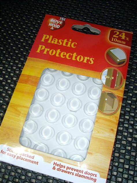 kitchen cabinet door pads plastic protectors dots pads self adhesive cabinet buffers 5298