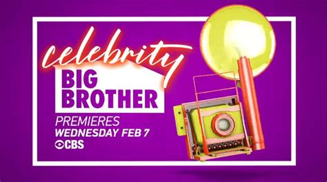 celebrity big brother gets its first cbs teaser video