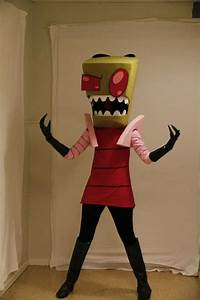 Invader Zim Cos... Invader Zim Halloween Quotes