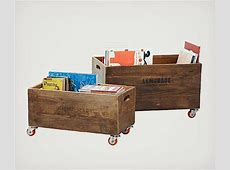 Pallet Rolling Storage Crates Pallets Designs