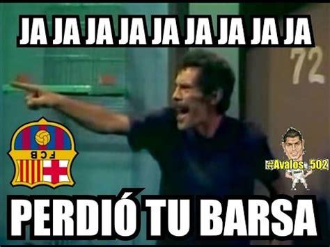 Memes Fc Barcelona 1 Vs Alavés 2 10092016 Youtube