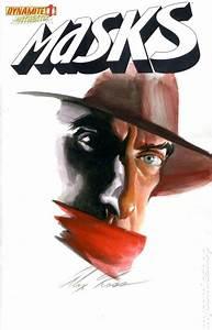 Masks (2012 Dynamite) comic books